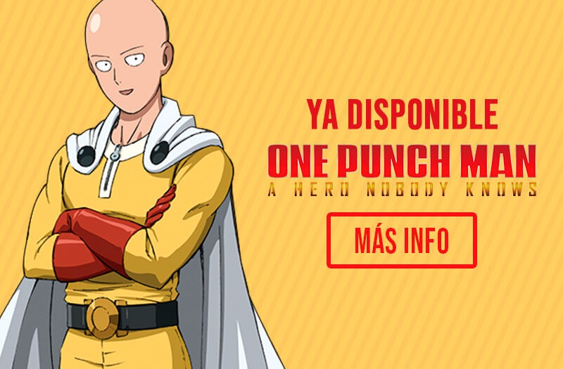 Banner one punch man